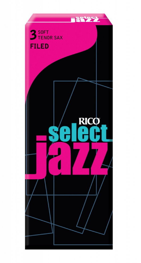 Stroiki do saksofonu tenorowego Rico Select Jazz