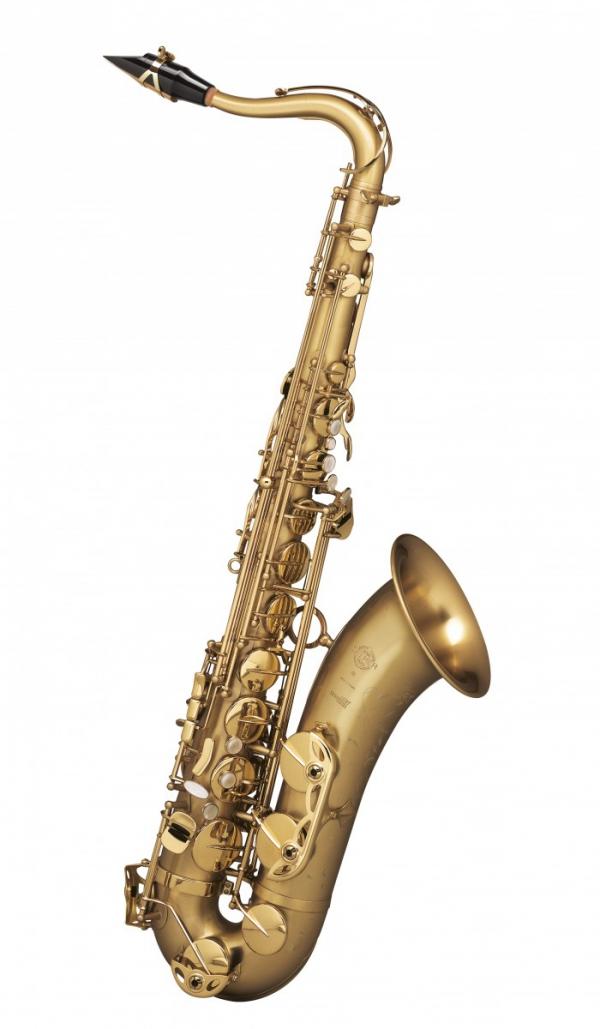 Saksofon tenorowy Henri Selmer Paris Super Action 80/Serie II BGG GO brushed gold lacquer
