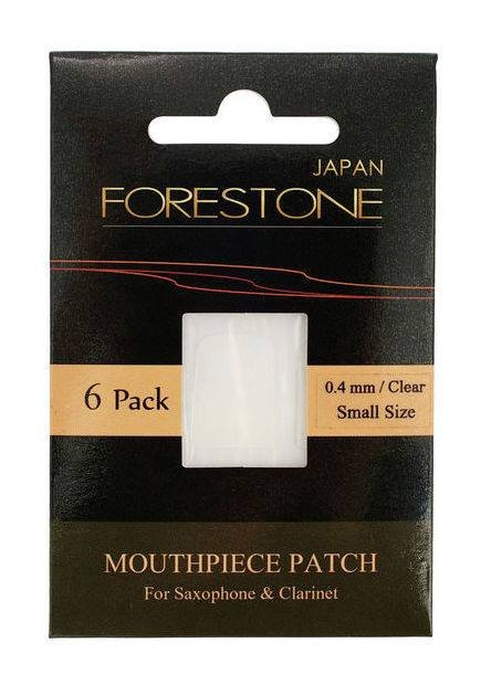 Naklejki na ustnik Forestone (0.4 mm, małe)