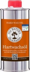 Olej do blatów i mebli z twardym woskiem Oli-Natura Hartwachsöl NATURALNY 250 ml