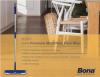 Zestaw Mop płaski Bona Premium Microfiber + Wood Floor Cleaner Spray 1 L
