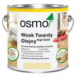 Osmo Wosk Twardy Olejny 3062 opak. 2,5L MATOWY