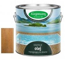Koopmans Houtolie olej do drewna 0,75 L orzech 106