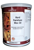 Borma Hard Furniture Wax Oil olejowosk do mebli 1L