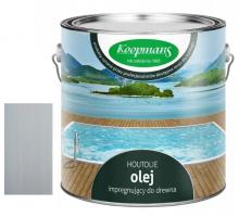 Olej Koopmans Houtolie 2,5 L szary chorwacki 040