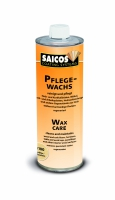 Saicos Wax Care 8100 wosk ochronny do podłóg BEZBARWNY 1 L