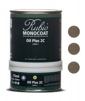 Olej Rubio Monocoat Oil 2C Plus 350ml Havanna