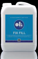Szpachlówka Oli-Aqua Fix Fill do wypełniania fug między klepkami parkietowymi 5 L