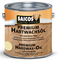 Wosk Twardy Olejny Premium Saicos 3200 opak. 0,75 L SATYNOWY MAT