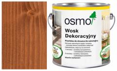 Osmo Wosk Olejny Dekoracyjny 3138 MAHOŃ opak. 125 ml