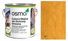 Osmo Lazura Olejna do Ochrony Drewna 732 opak.  2,5 L JASNY DĄB
