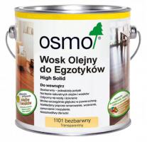 Wosk Olejny do Drewna Egzotycznego 1101 Osmo 0,75L
