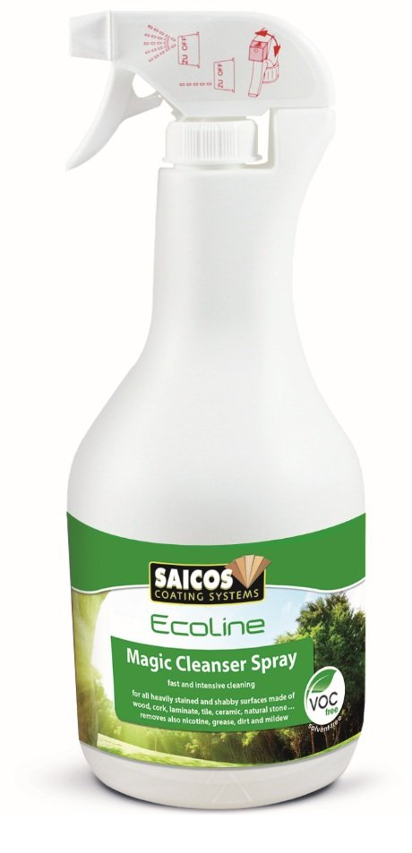 Saicos Ecoline Magic Cleanser intensywny zmywacz (spray)