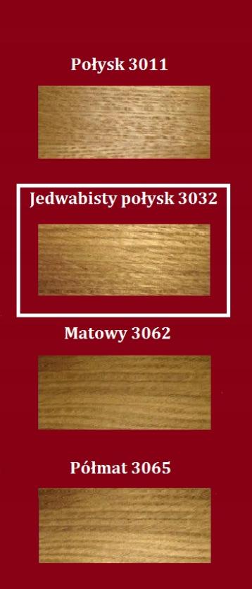 Osmo Wosk Twardy Olejny 3032  opak. 2,5L JEDWABISTY POŁYSK