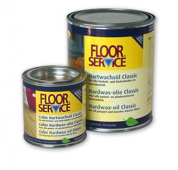 Floor Service Wosk Twardy Olejny kolor Isanti 007