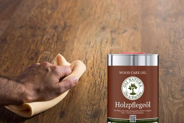 Oli-Natura Holzpflegeöl olej pielęgnacyjny do podłogi