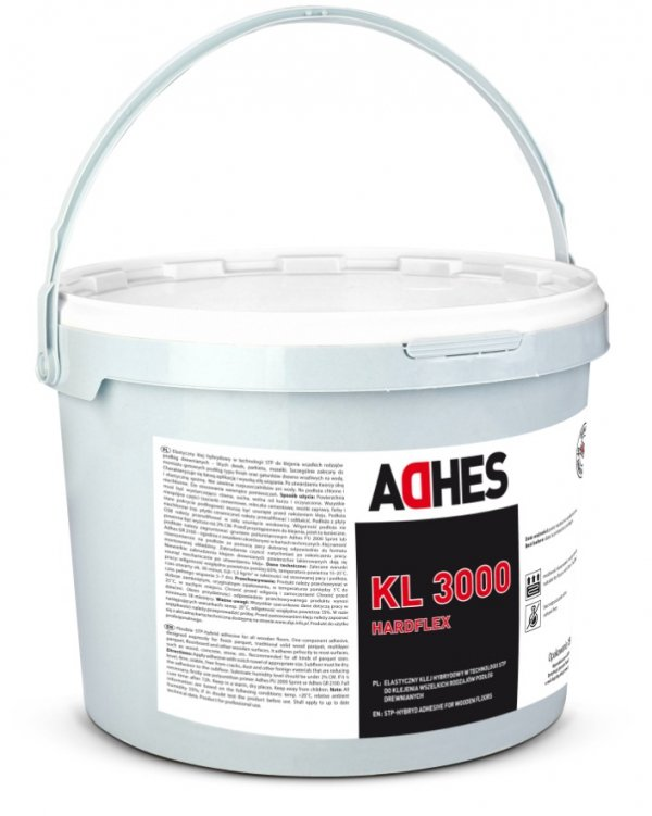 Adhes KL3000 Hardflex klej jednoskładnikowy hybrydowy