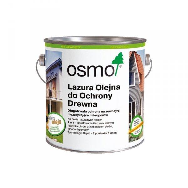 Osmo Lazura Olejna do Ochrony Drewna 906