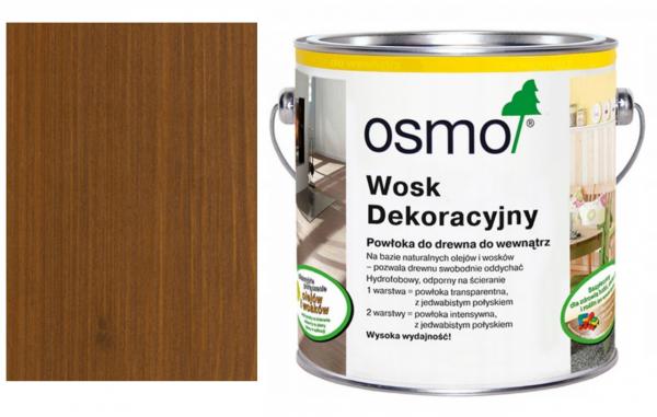 Osmo Wosk Olejny Dekoracyjny 3144  LAPACHO opak.  0,75 L