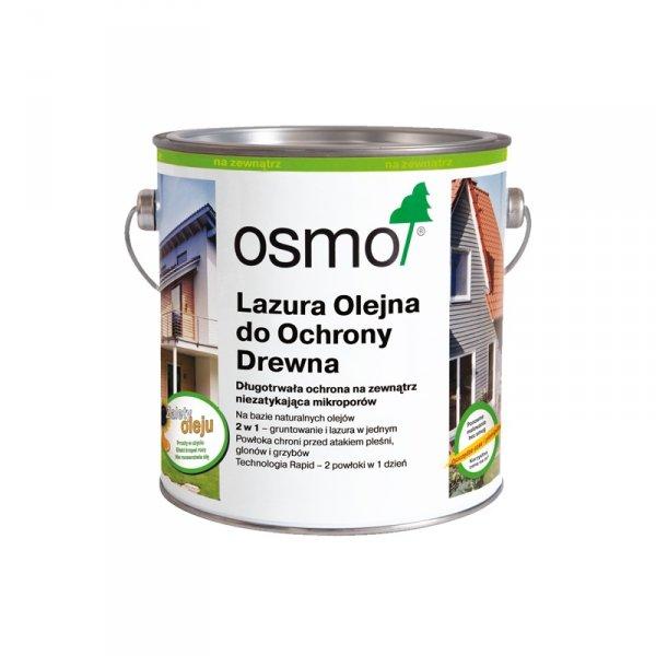 Osmo Lazura Olejna do Ochrony Drewna 903 opak.  0,75 L (szarość bazaltowa)