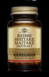 Solgar Reishi Shiitake Maitake Ekstrakty