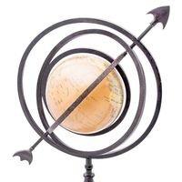 Astrolabia i globusy