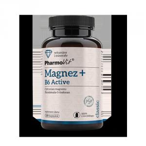 Pharmovit Magnez+B6 120 kaps.