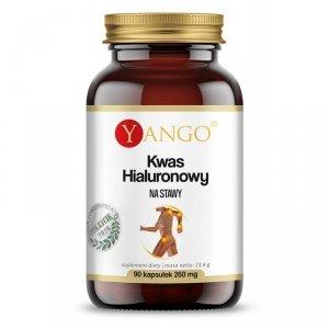 Yango Kwas hialuronowy na stawy 90 tabs
