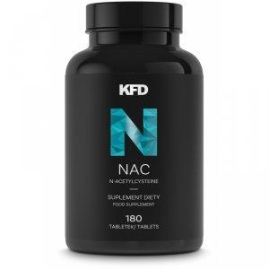 KFD NAC 180 tabl. (N-acetylocysteina)