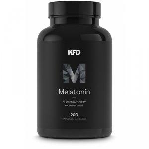 KFD Melatonin  200 kaps.
