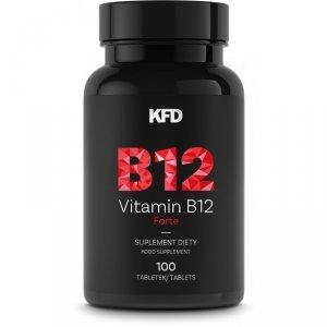 KFD Vitamin B12 Forte - 100 tabl.