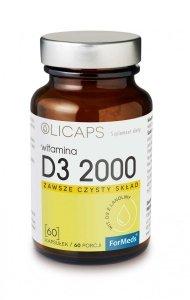 ForMeds OLICAPS D3 2000 60 kaps