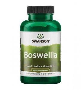 Swanson Boswellia 400mg 100 kaps
