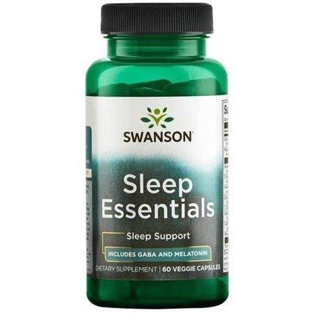 Swanson Sleep Essentials 60 kaps