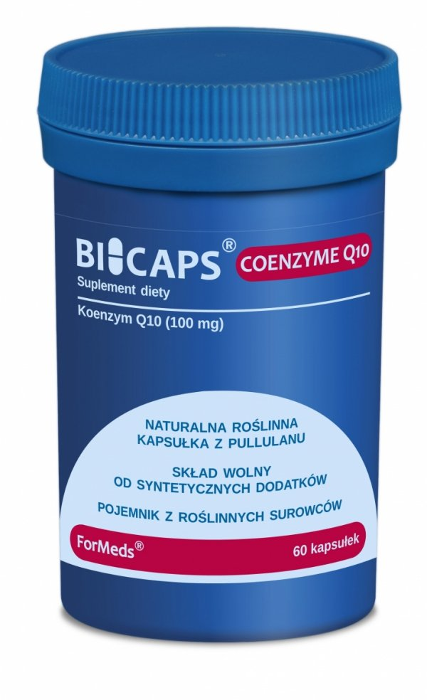 ForMeds BICAPS COENZYME Q10