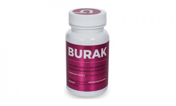 Visanto Burak-Liofilizat soku z ekologicznych buraków kiszonych