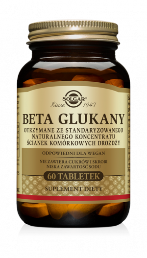 Solgar Beta Glukany