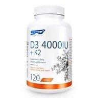 SFD D3 4000 + K2 120 tab