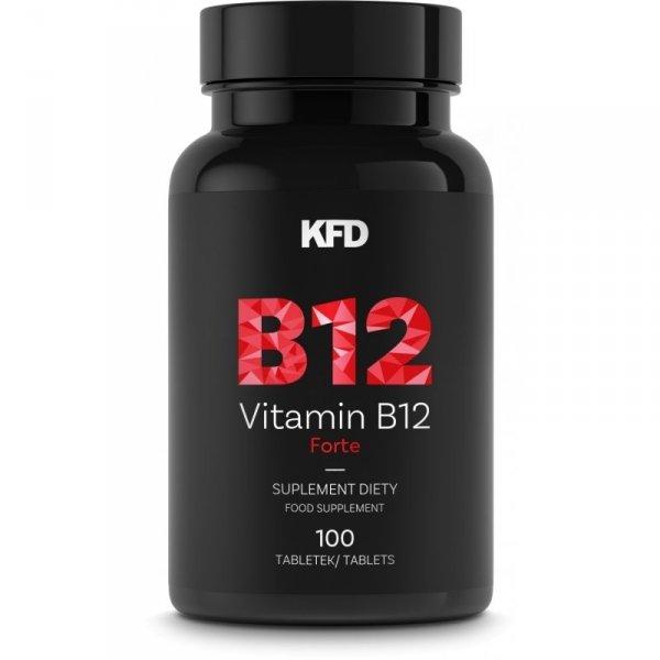 KFD Vitamin B12 Forte - 100 tabl