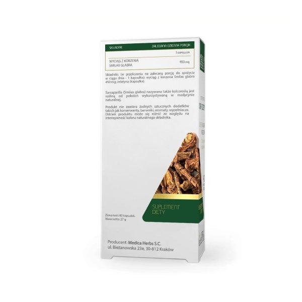 Medica Herbs Sarsaparilla (Kolcorośl)