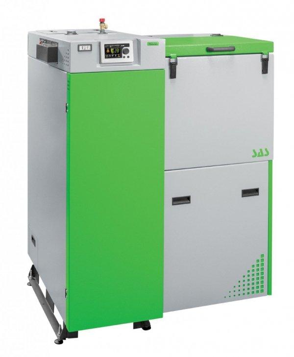KOCIOŁ PIEC SAS SOLID 25 kW