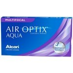 Air Optix Aqua Multifocal  - 6 sztuk