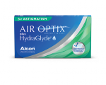 Soczewki miesięczne Air Optix plus Hydraglyde for Astigmatism 6 szt