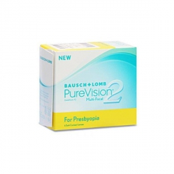 PureVison for Presbyopia (multifocal) 6 szt