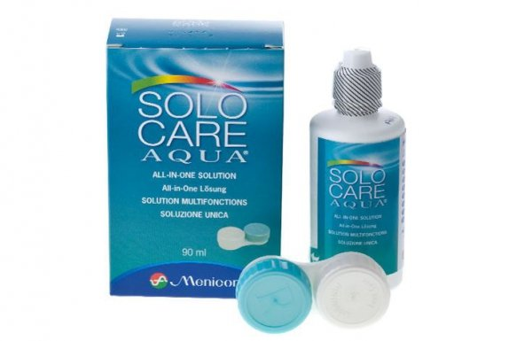 Solo Care Aqua 90 ml