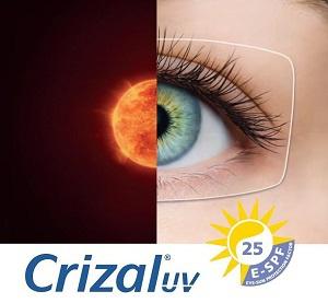 Soczewki okularowe Orma 1.5  z antyrefleksem Crizal Prevencia