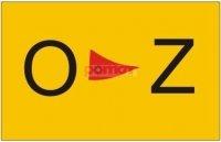 Naklejka - Z-O
