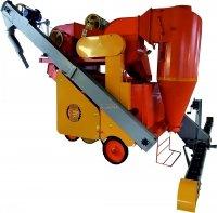 Samojezdna maszyna do czyszczenia ziarna OBC - 25 MC