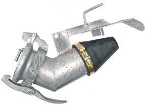 Łyżka rozlewająca PERROT 6 ze złączką wtykową z mocowaniem haczykowym