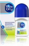TRIPLE DRY- Quick dry Roll-on- kulka bezzapachowy 50ml - nadpotliwość